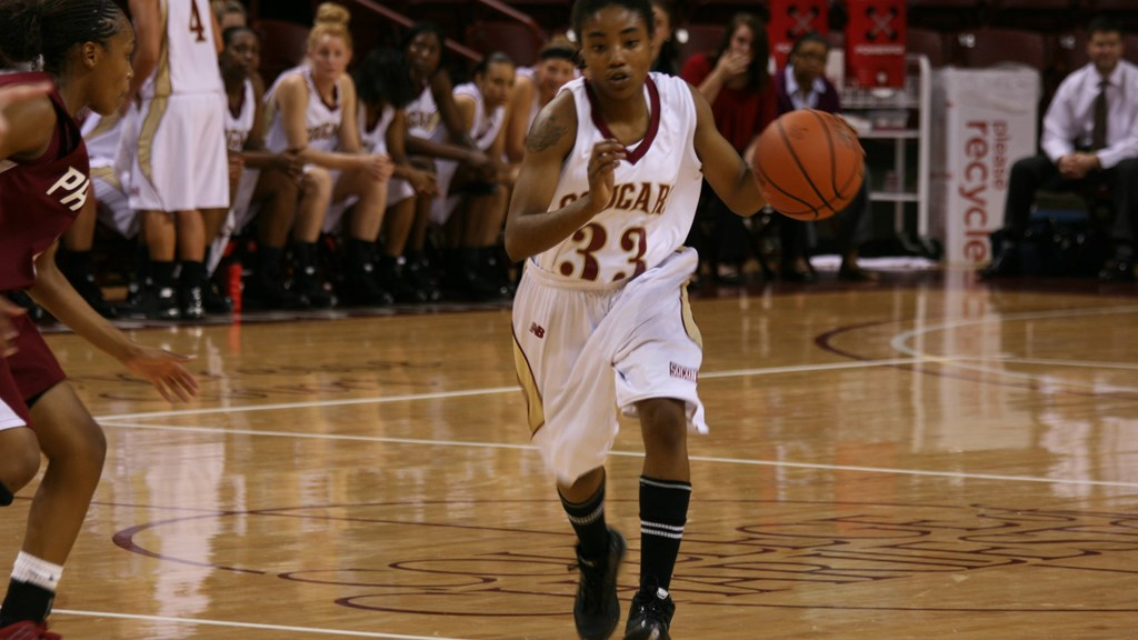 CofC Women's Basketball Picked to Finish Third in the League