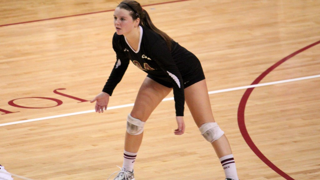 CofC Volleyball Outlasts JMU, 3-1 - College of Charleston