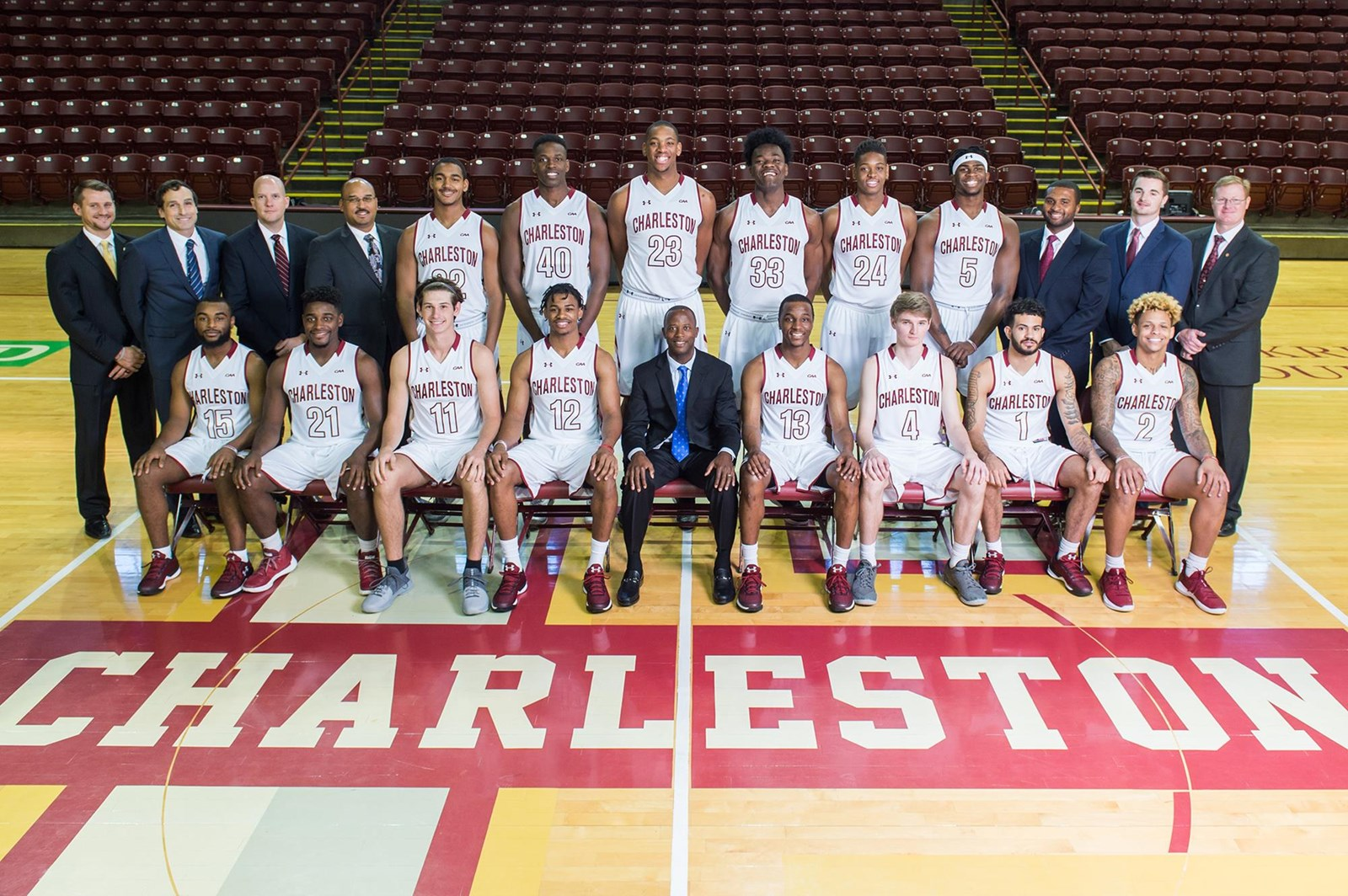 2017 18 Men S Basketball Roster College Of Charleston Athletics