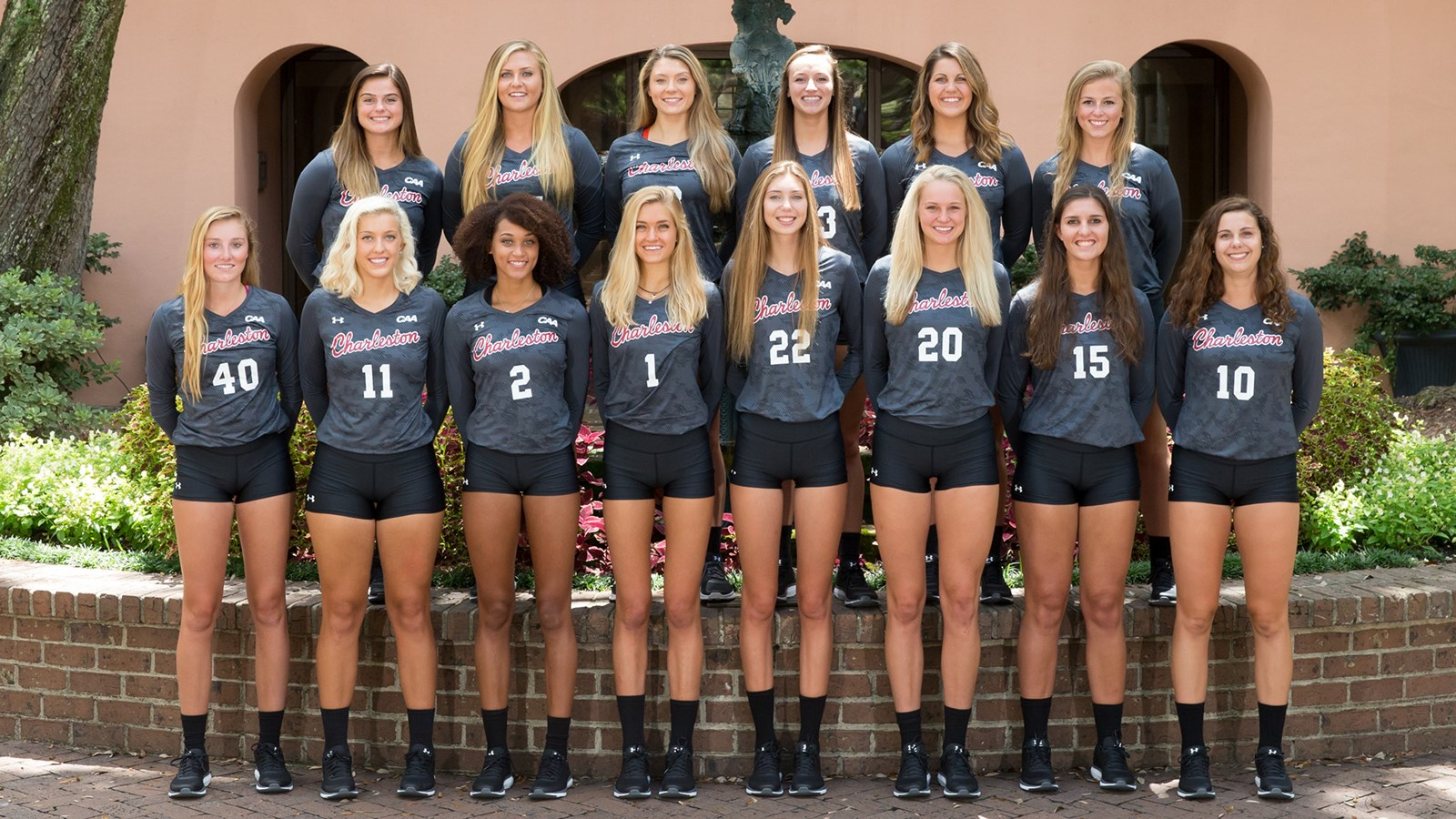 2017 Volleyball Roster College Of Charleston Athletics