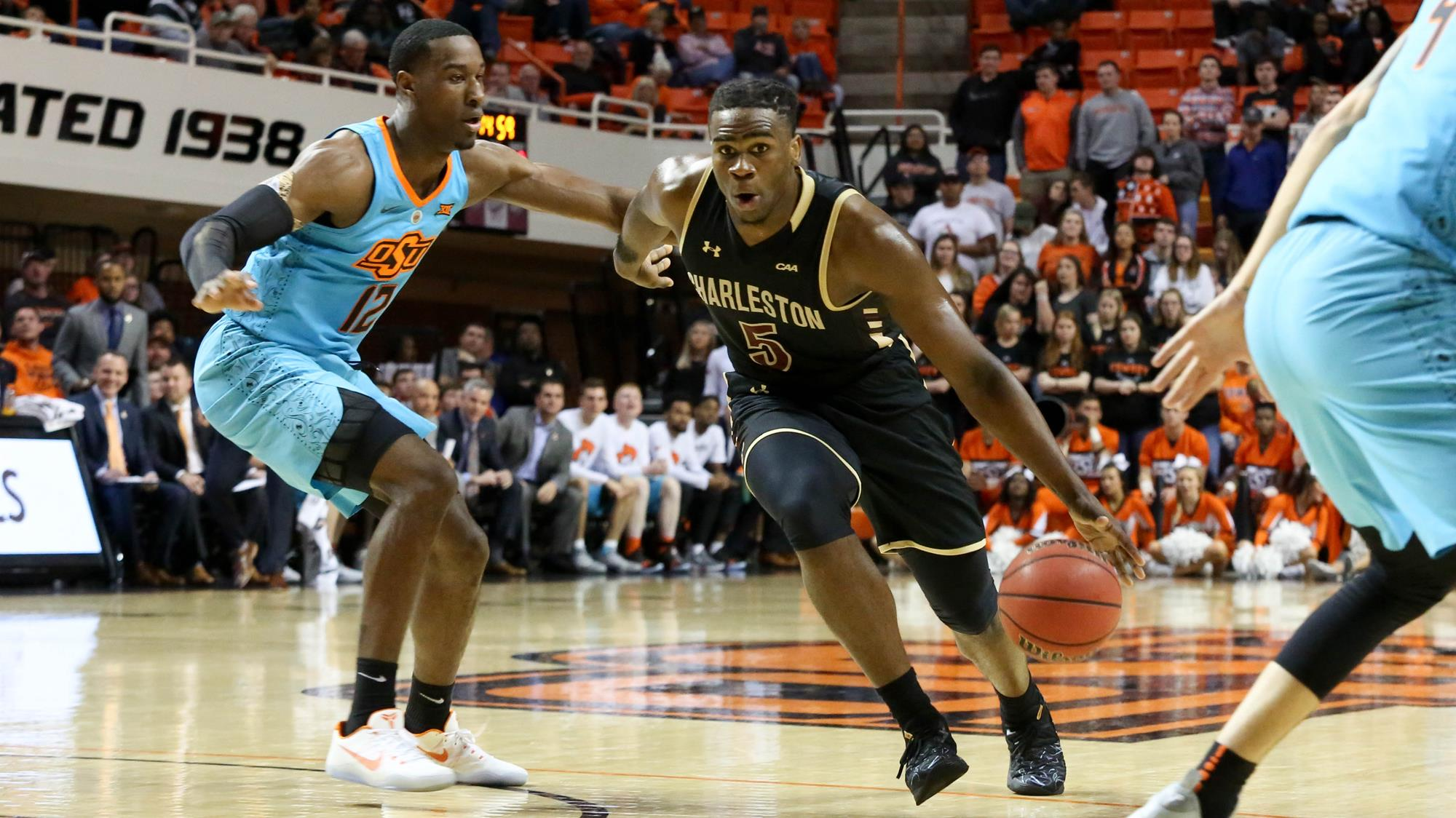 19 LSU On Thanksgiving Day In AdvoCare Invitational Opening Round On ESPNU - College of Charleston Athletics