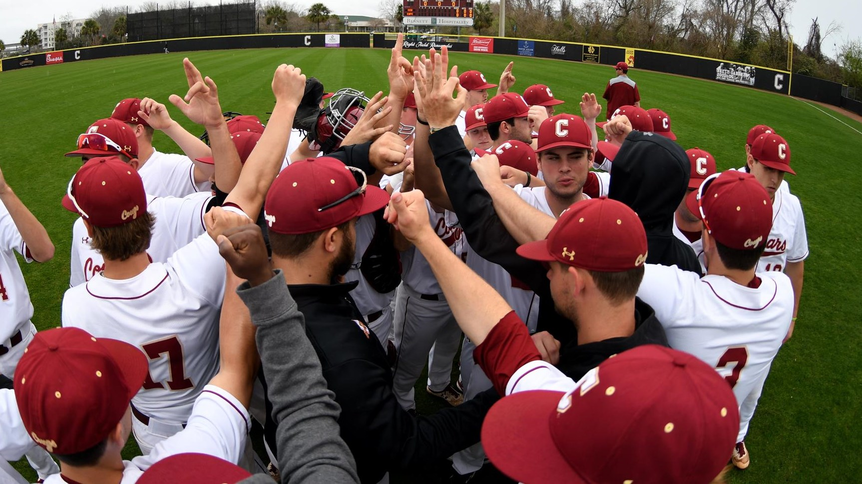 e895b1506 Cougars and Tigers Renew Rivalry With Two-Game Midweek Series ...